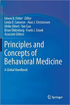 Book Cover: Principles and Concepts of Behavioral Medicine