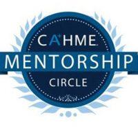 logo, CAHME mentorship circle HPM