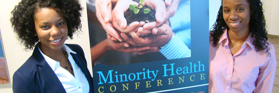 Members of the Gillings School Minority Student Caucus have planned and executed the annual UNC Minority Health Conference since 1977. The conference is the country's longest-running student-led conference focused on public health issues.