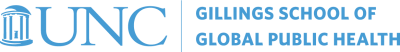 Blue Gillings School horizontal logo