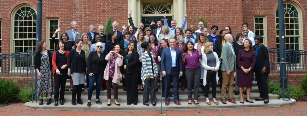 ELPH Cohort II celebrates at final convening