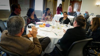 ELPH Cohort II leadership teams held panel discussions to share how their agencies have transformed through their work in the program