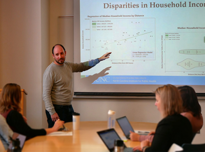 Senior Data Advisor John Wallace reviews social determinants of health