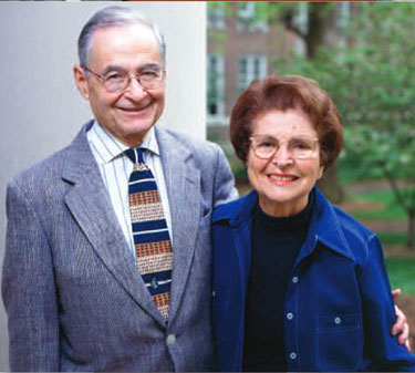 Charles and Shirley Weiss