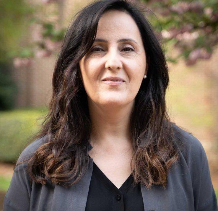 Joumana Haidar, WHO CC Deputy Director