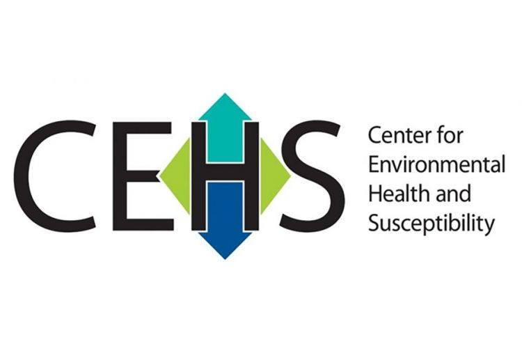 Center for Environmental Health and Susceptibility logo