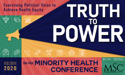 The 41st Annual Minority Health Conference