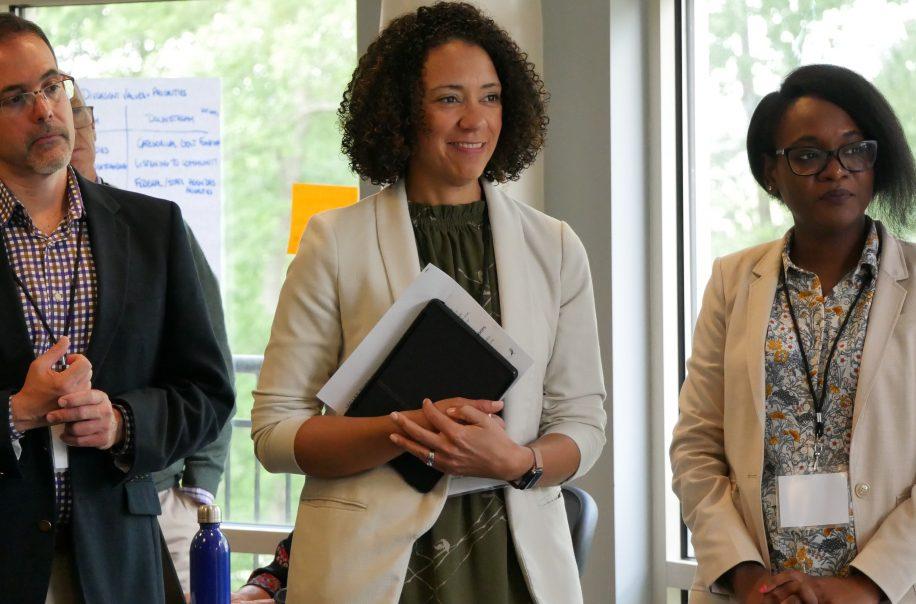 Public Health Leaders in training during the North Carolina Public Health Leadership Institute