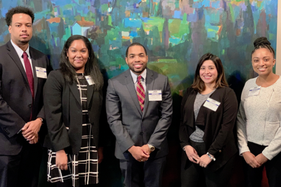 Five health policy and management alumni were selected to participate in the 2019 NCHA Diversity Mentoring Program.