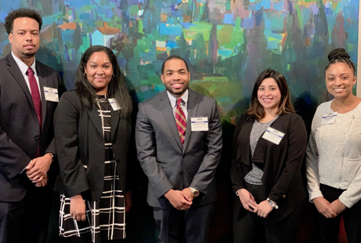 Five HPM alumni selected to participate in the 2019 NCHA Diversity Mentoring Program