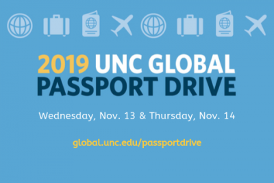 Fall 2019 Passport Drive