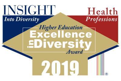 2019 Health Professions Higher Education Excellence in Diversity (HEED) Award