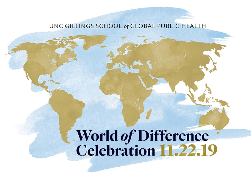 World of Difference Invitation 2019