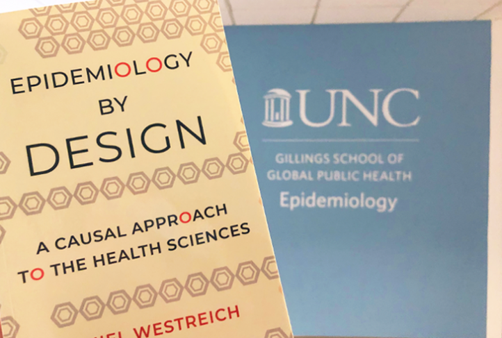 Epidemiology by Design textbook by Dr. Daniel Westreich