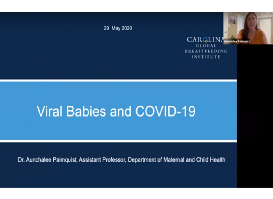 Research Webinar: Kids and COVID