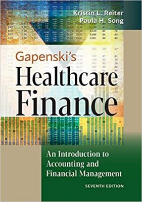 This is the cover of Gapenski's Healthcare Finance, Seventh Edition