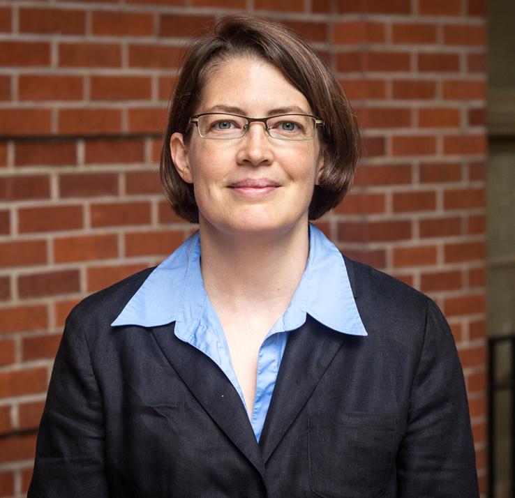 Portrait of HPM faculty member Karen Volmar