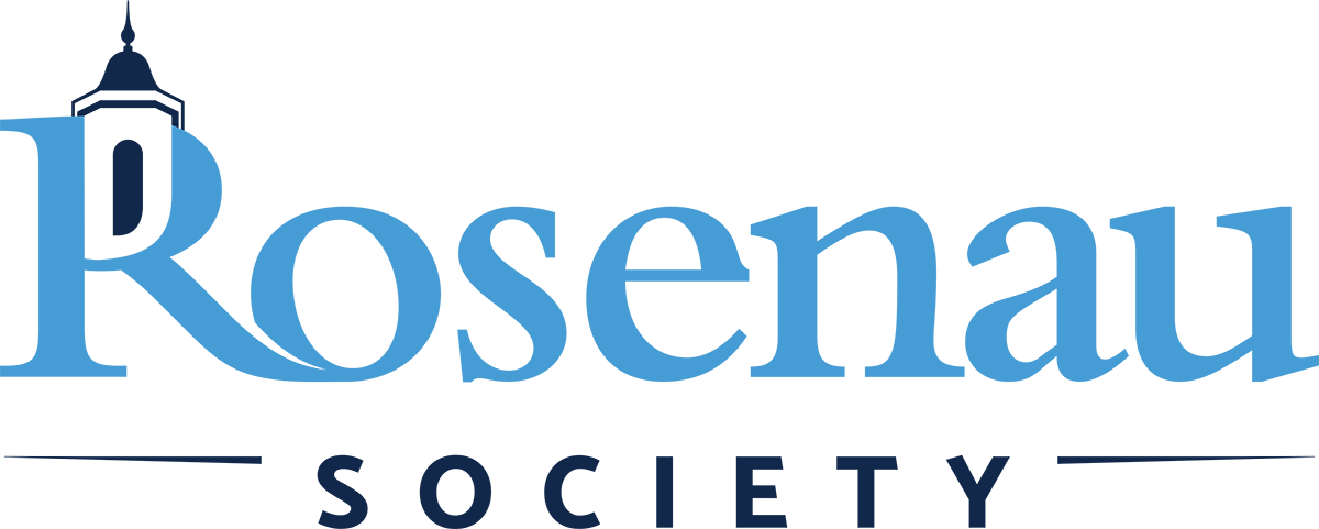 Rosenau Society logo