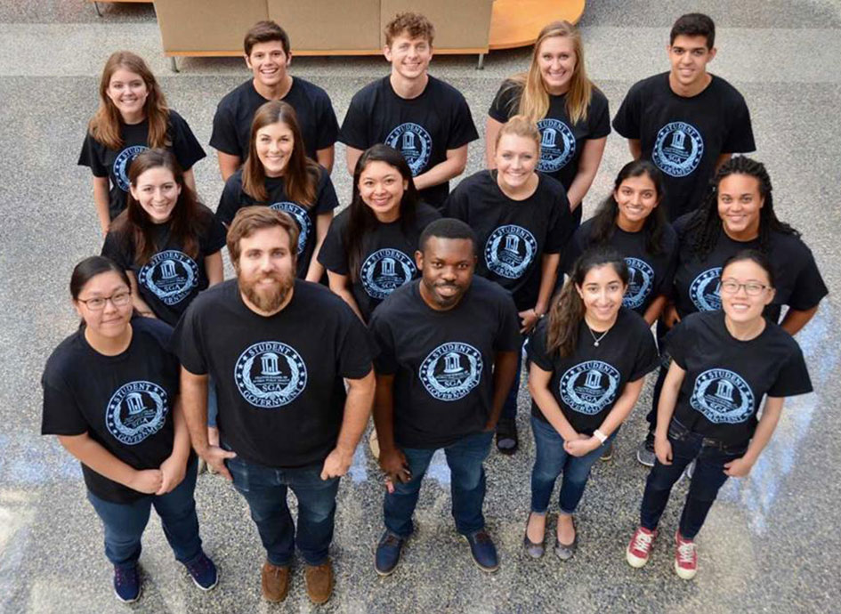 Gillings Student Government Association