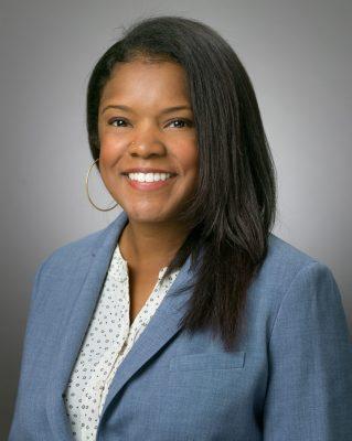 Portrait of HPM Assistant Professor Ciara Zachary, PhD