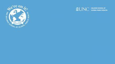 UNC Blue Zoom Background