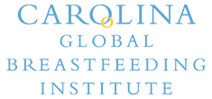 This is the logo of the Carolina Global Breastfeeding Institute.