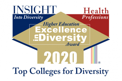 Health Professions Higher Education Excellence in Diversity Award