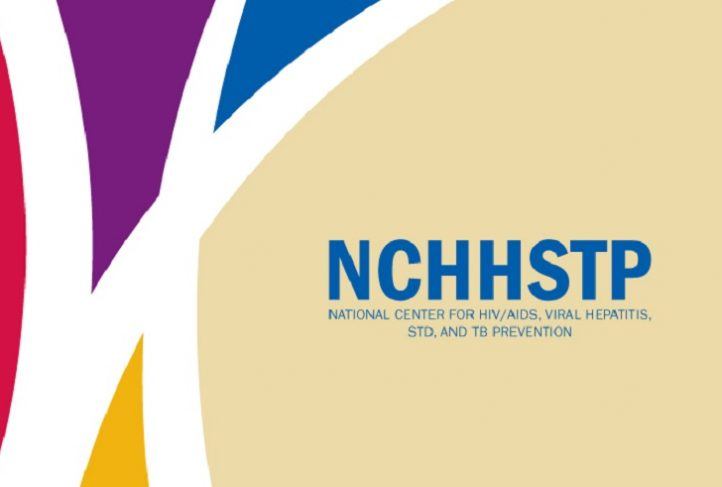 This is the logo for the National Center for HIV/AIDS, Viral Hepatitis, STD and TB Prevention.