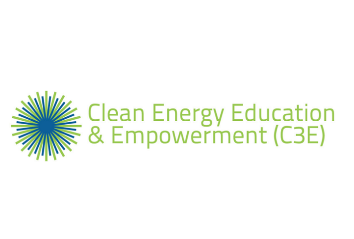 This is the logo for Clean Energy Education and Empowerment.