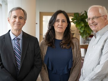 Drs. Herbert B. Peterson, Haidar and Godfrey