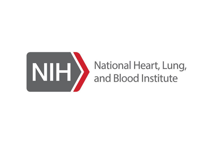 This is the logo of the National Heart, Lung, and Blood Institute.