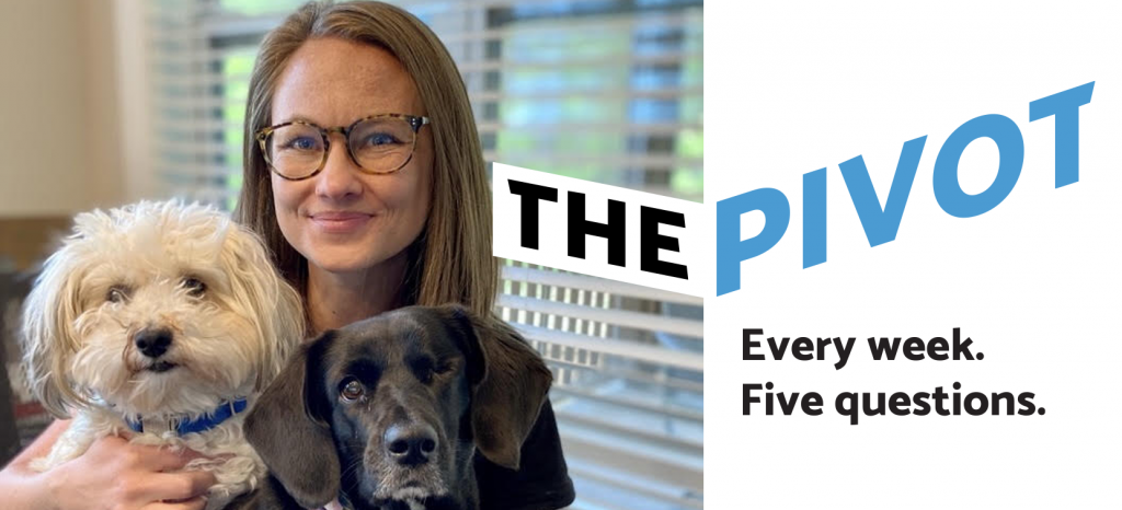 Dr. Anna Austin speaks with The Pivot.