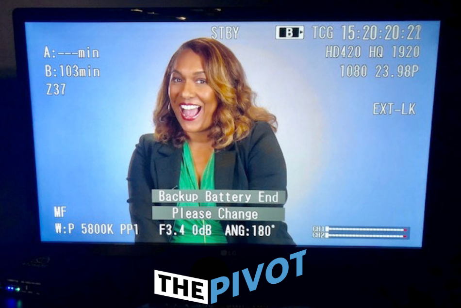 Dr. Dana Rice speaks with The Pivot.