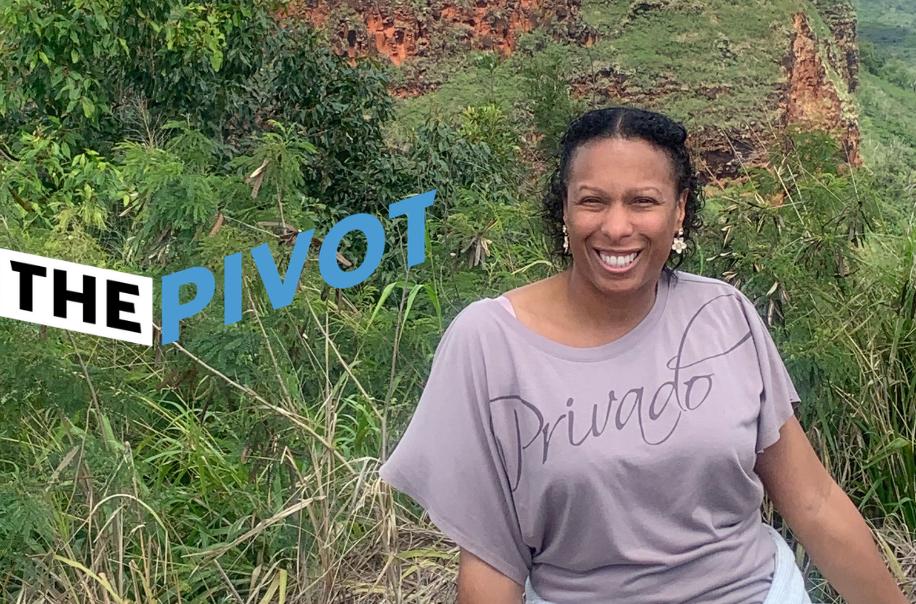 Dana Davis talks with The Pivot.