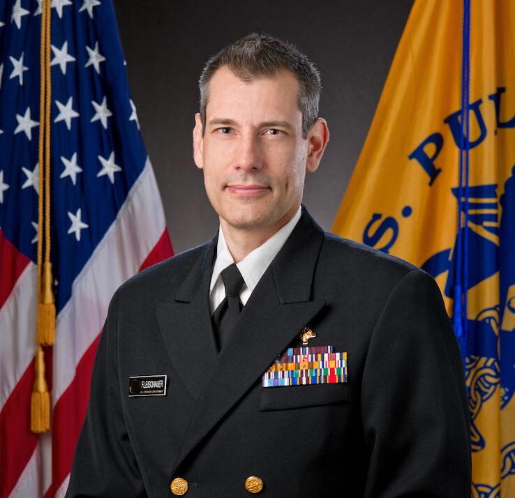 Dr. Aaron Fleischauer