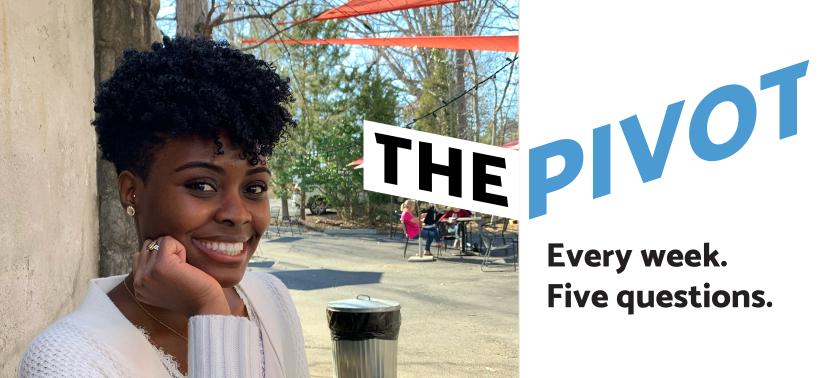 Jeliyah Clark speaks with The Pivot.