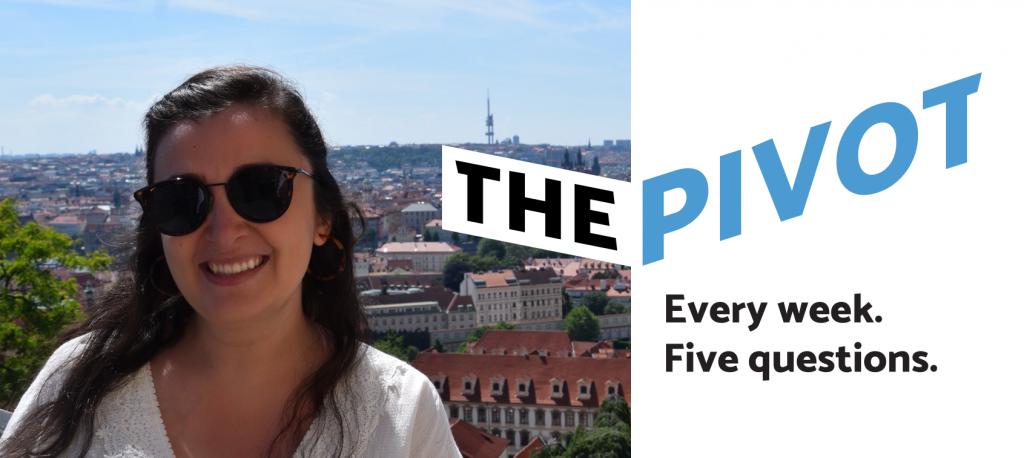 Vanessa Rivero speaks with The Pivot.