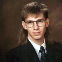 """I grew up in rural Michigan as a total math geek."""