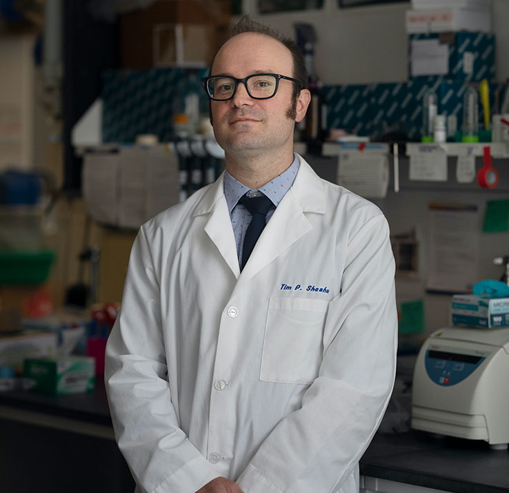 Dr. Timothy Sheahan