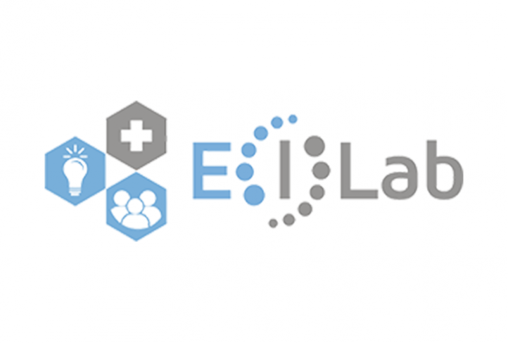 This is the E(I) Lab Program word mark.