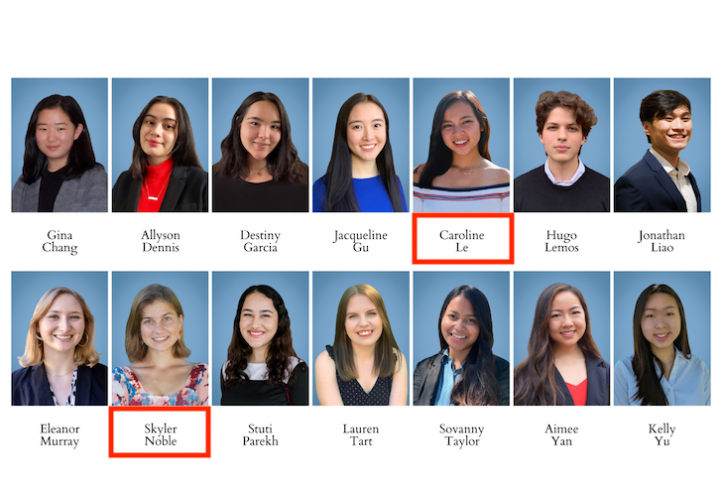These are the 14 Phillips Ambassadors for 2021.