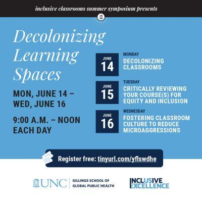 Inclusive Classrooms Summer Symposium