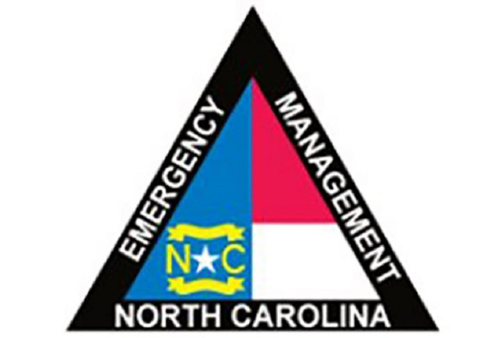 This is the logo for North Carolina Emergency Management.