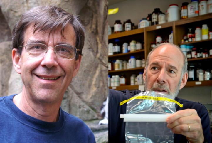 Drs. Steve Meshnick and Mark Sobsey