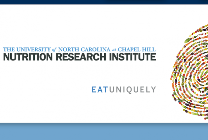 This is the logo for the Nutrition Research Institute at UNC.