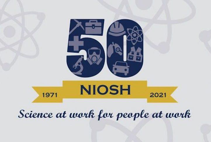 NIOSH is celebrating 50 years.