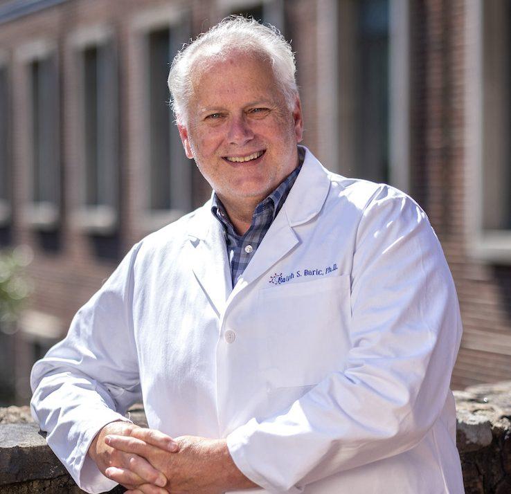 Dr. Ralph Baric (Jon Gardiner/UNC-Chapel Hill)