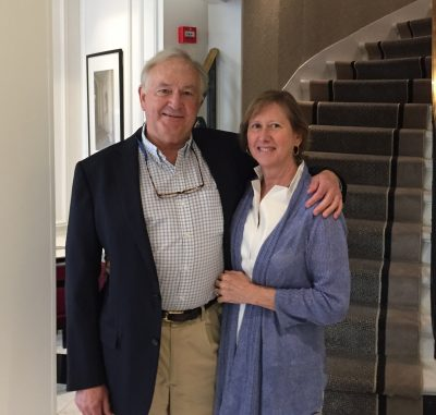Rich and Marilyn Jacobs Preyer
